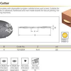 cutter-heads