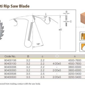 multi-rip-saw-blade
