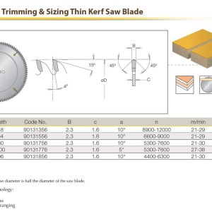 trimming-sizing-thin-kerf-saw-blade